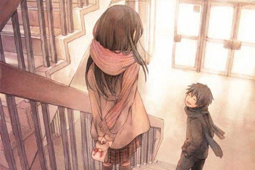 【爱情滋味】等待,只是为了遇见