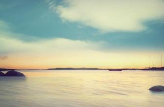 【经典散文】像真理一样朴素的湖
