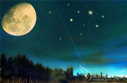 【经典散文】月光下的故乡